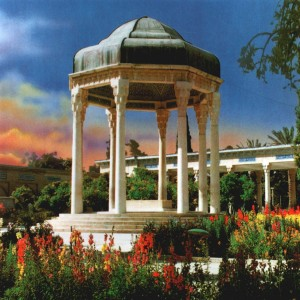 The Hafez tomb