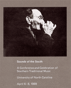 Sounds of the South Program. April 1989.