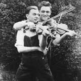 Men with Fiddles