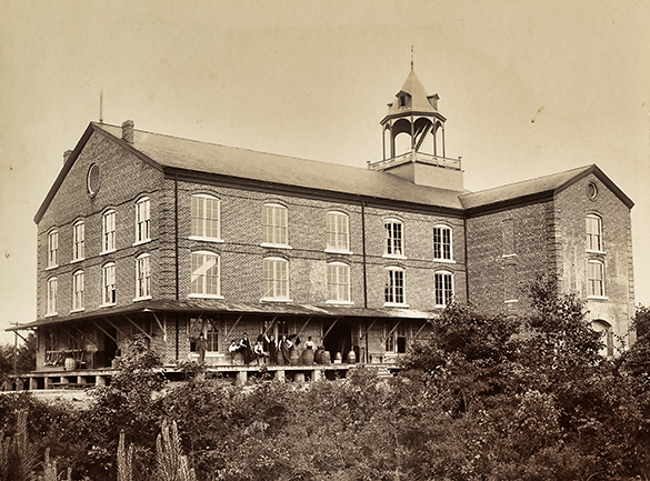 Garrett Wine Company, Weldon, N.C.