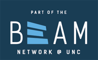 Part of the BEAM (BE A Maker) Network at UNC
