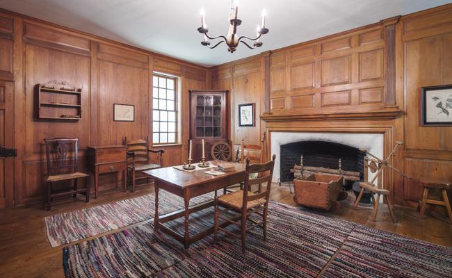 Early Carolina Room