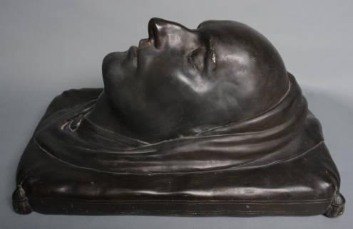 Napoleon death mask