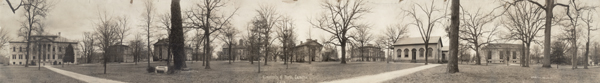 University of North Carolina. 1919. Photograph by Wootten-Moulton Studio.