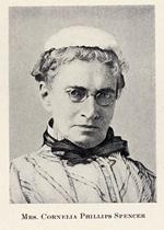 Cornelia Phillips Spencer