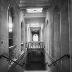 Image 17, Central Staircase, by Bayard Wootten