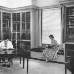 Image 26- Students in Rare Books Room