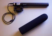 Azden SGM-X Shotgun Mic
