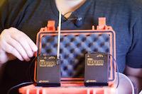 Azden WMS PRO Wireless Lavaliere Mic