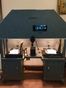 Photo of Hinman Collator