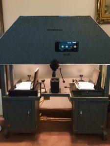 Photo of Hinman Collator