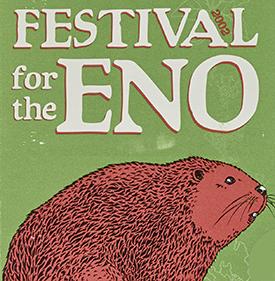 Eno River exhibit promotion