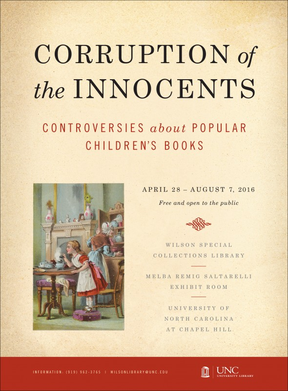 Corruption Of The Innocents Controversies About Popular Children S
