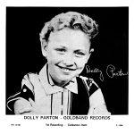 Dolly Parton record cover