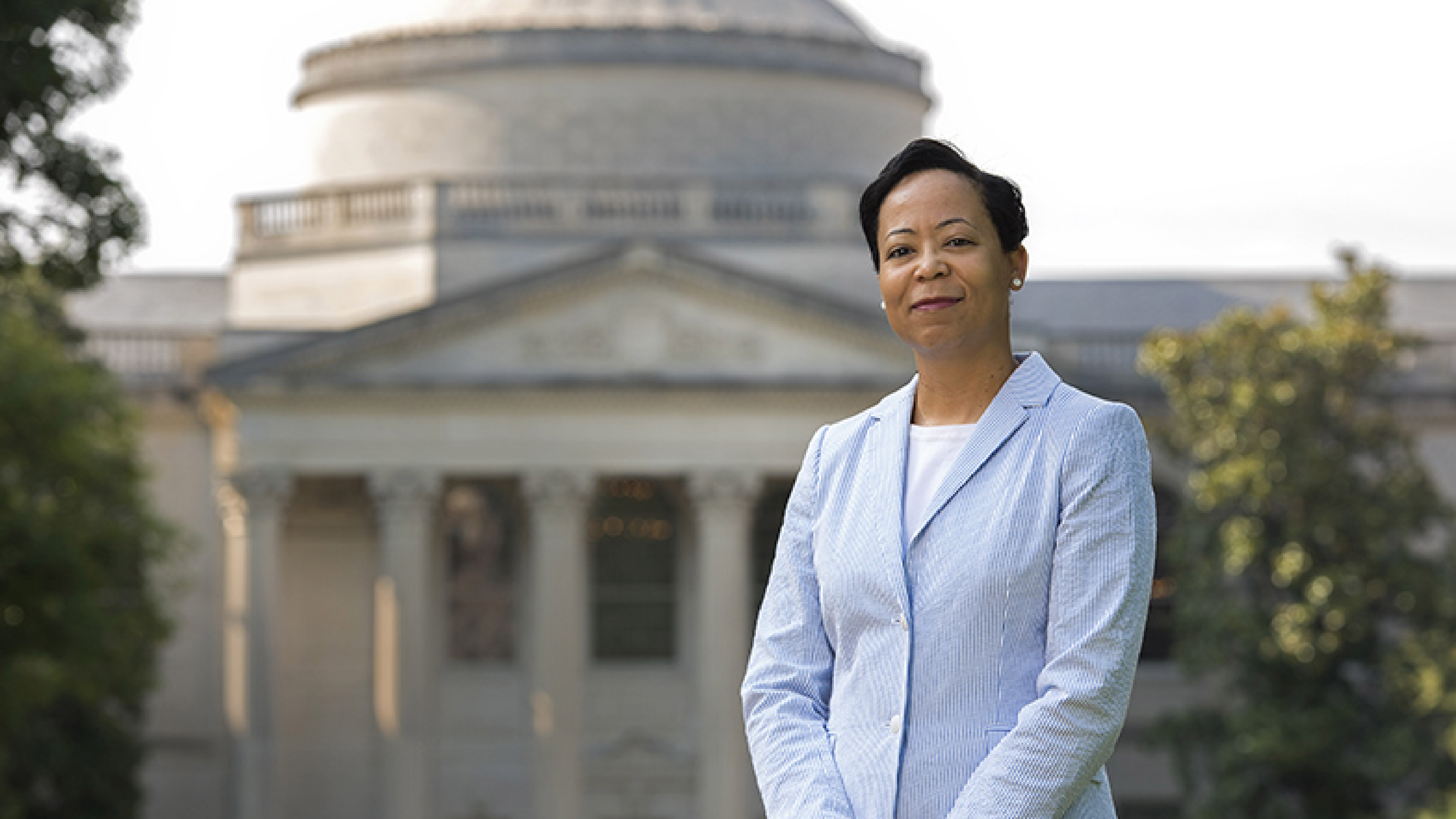 A Message to UNC-Chapel Hill Graduate and Professional Students from University Librarian Elaine Westbrooks