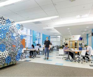 Kenan Science Library at the University of North Carolina at Chapel Hill