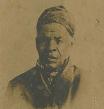 Photo of Omar ibn Sayyid, from Documenting the American South