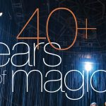 Setting the Stage at PlayMakers Repertory Company: 40+ Years of Magic exhibit graphic