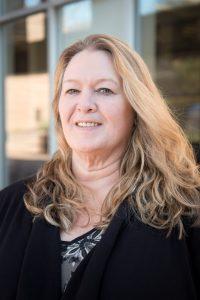 Photograph of Terri Ottosen, Community Engagement and Health Literacy Librarian
