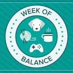 Week of Balance logo
