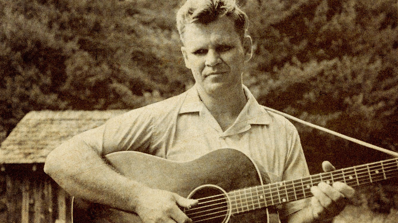 Libraries Releases Rare Doc Watson Recording with Yep Roc Records