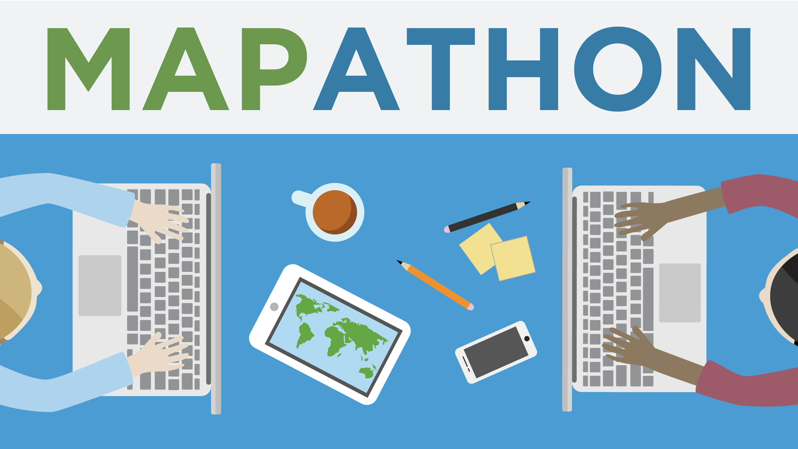 Humanitarian Mapathon April 5 Will Aid Areas in Crisis