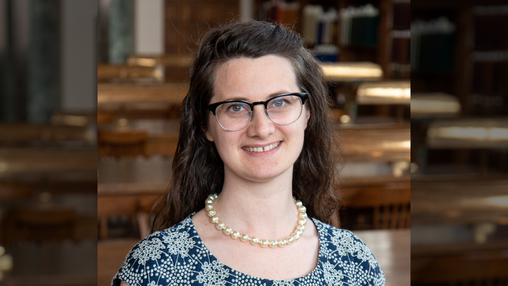 Elizabeth Ott Named Frank Borden Hanes Curator of Rare Books
