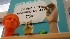 Sample 3d printed and lego objects