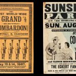 country music posters