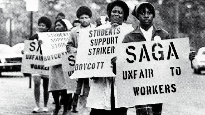 Service, Not Servitude: The 1969 Food Workers' Strikes at UNC-Chapel Hill