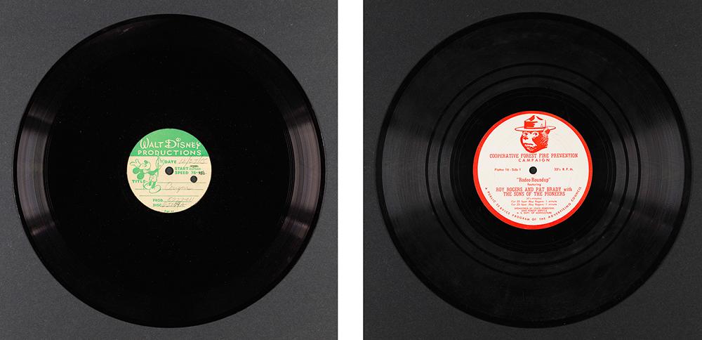 transcription discs