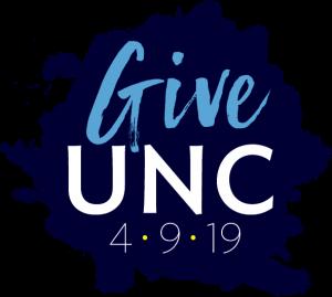 GiveUNC April 9, 2019 logo
