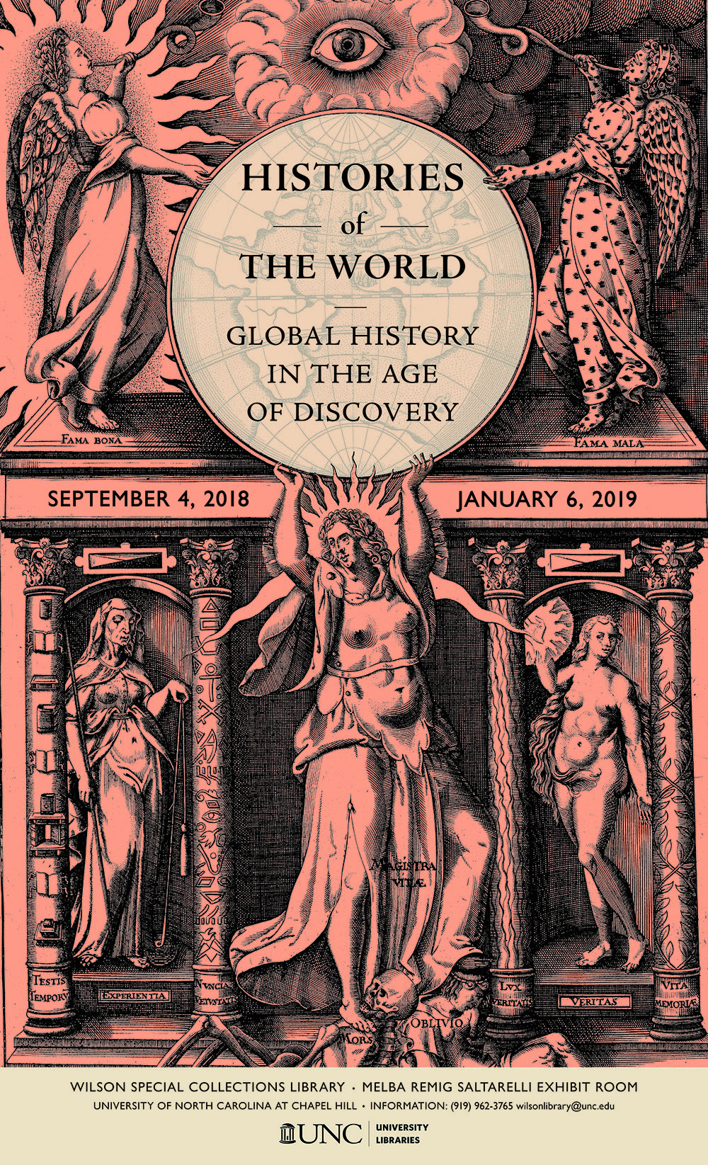 Histories of the World poster