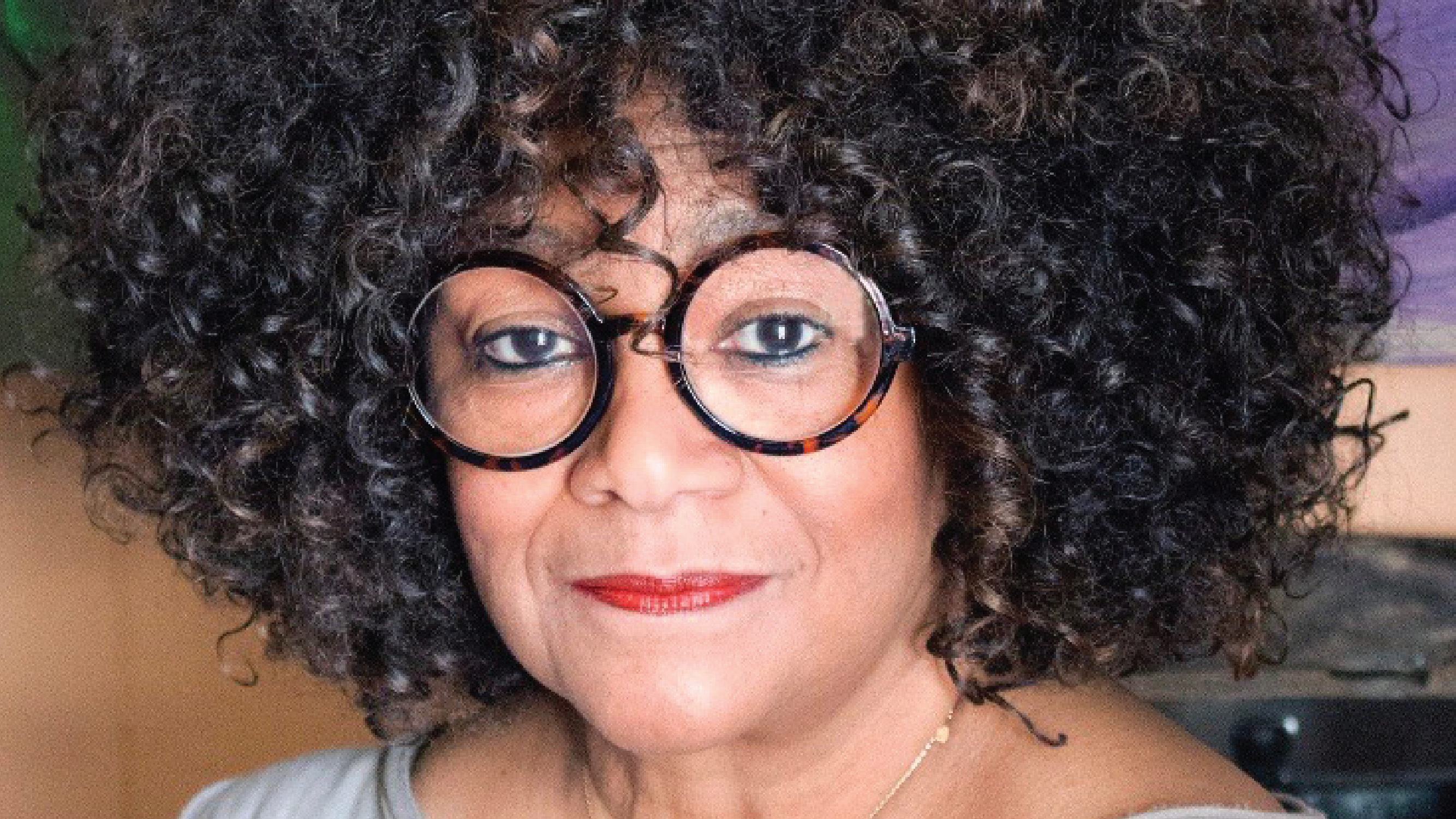 North Carolina Poet Laureate Jaki Shelton Green at Wilson Library Oct. 10