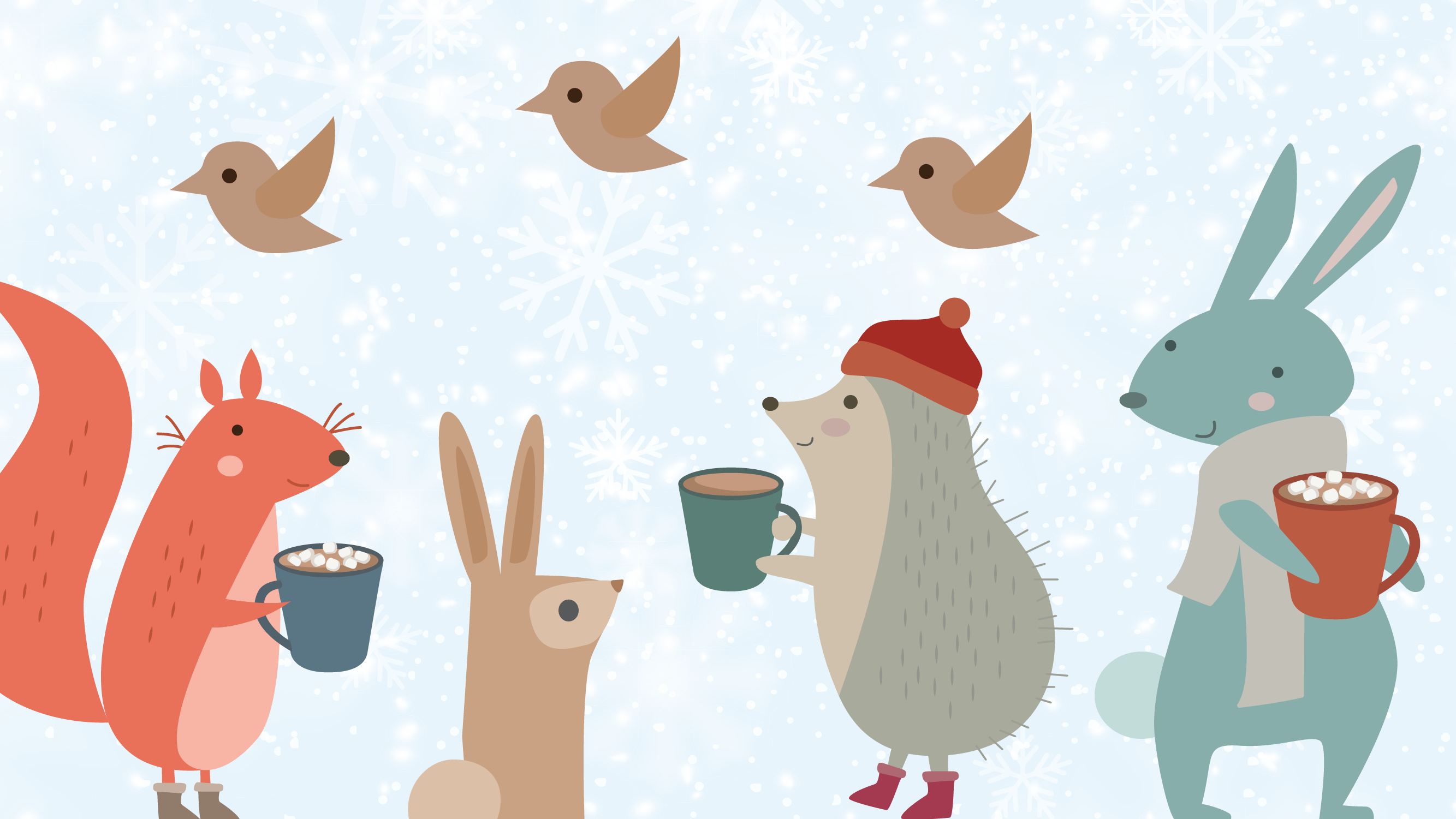 Winter Stories Returns December 5