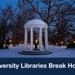 University Libraries Break Hours