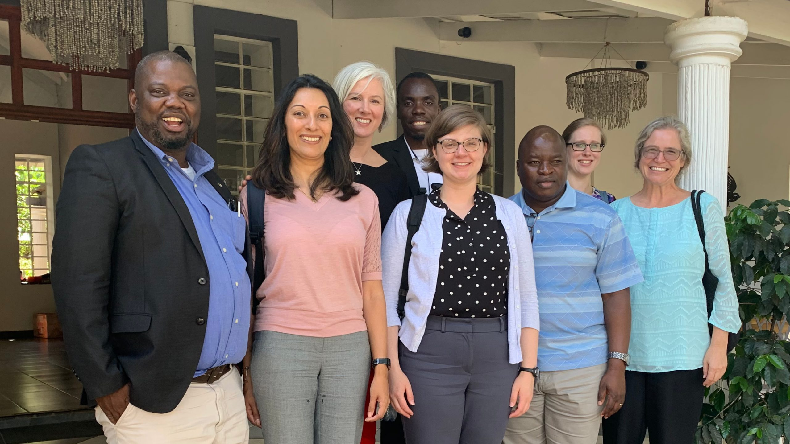 Carolina librarians visit Malawi and Zambia