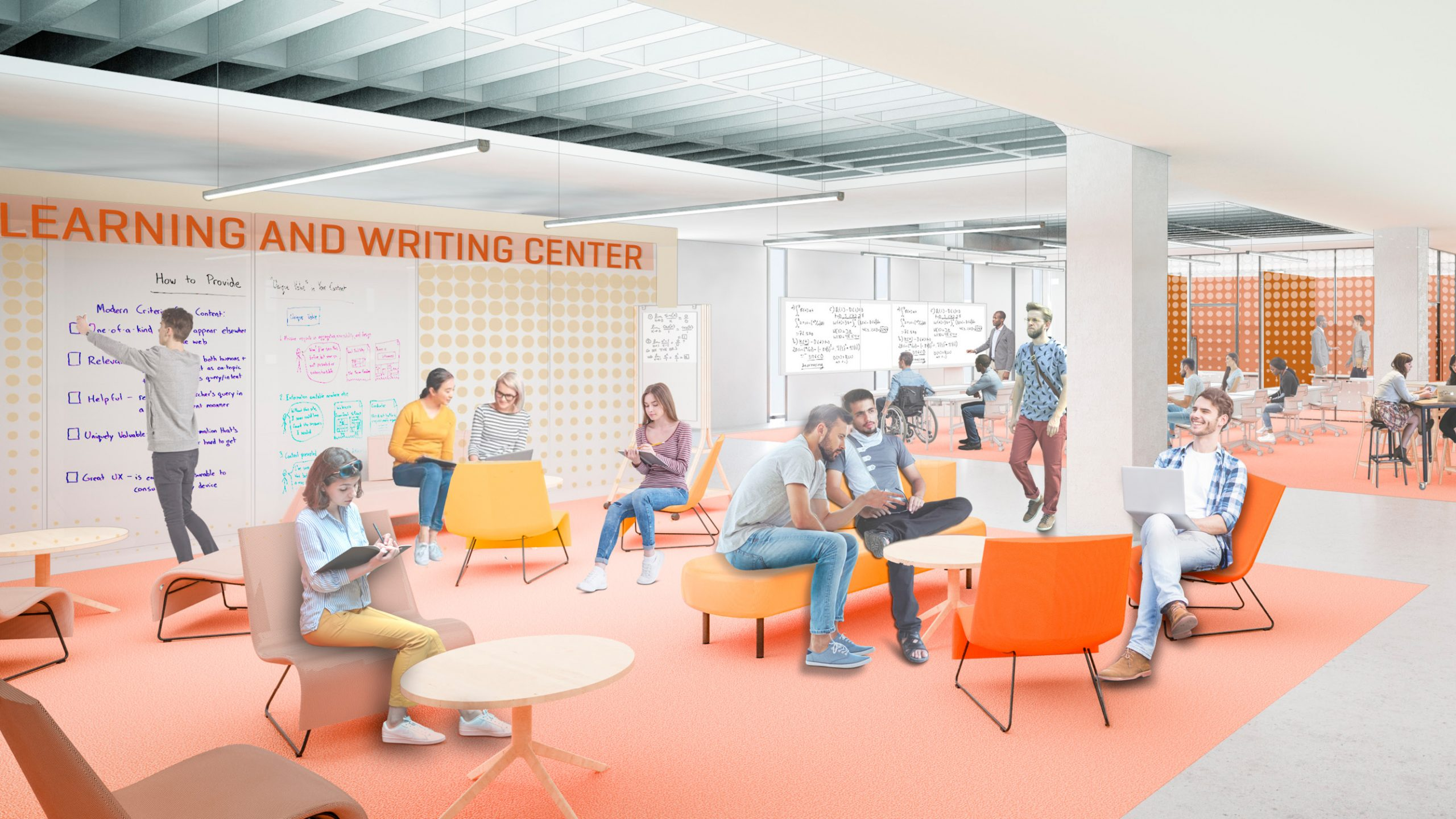 A new hub for learning at the heart of campus