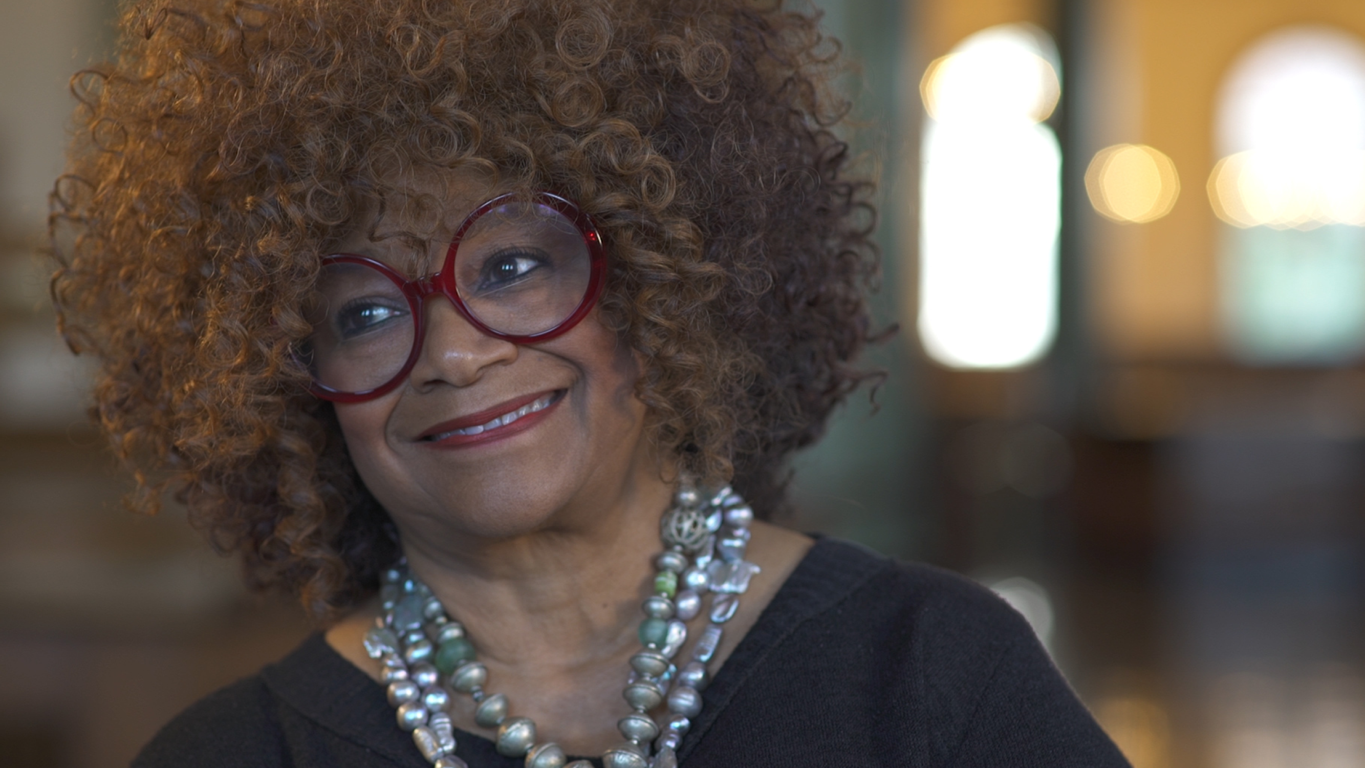 Video: Two Minutes of Poetry with Jaki Shelton Green