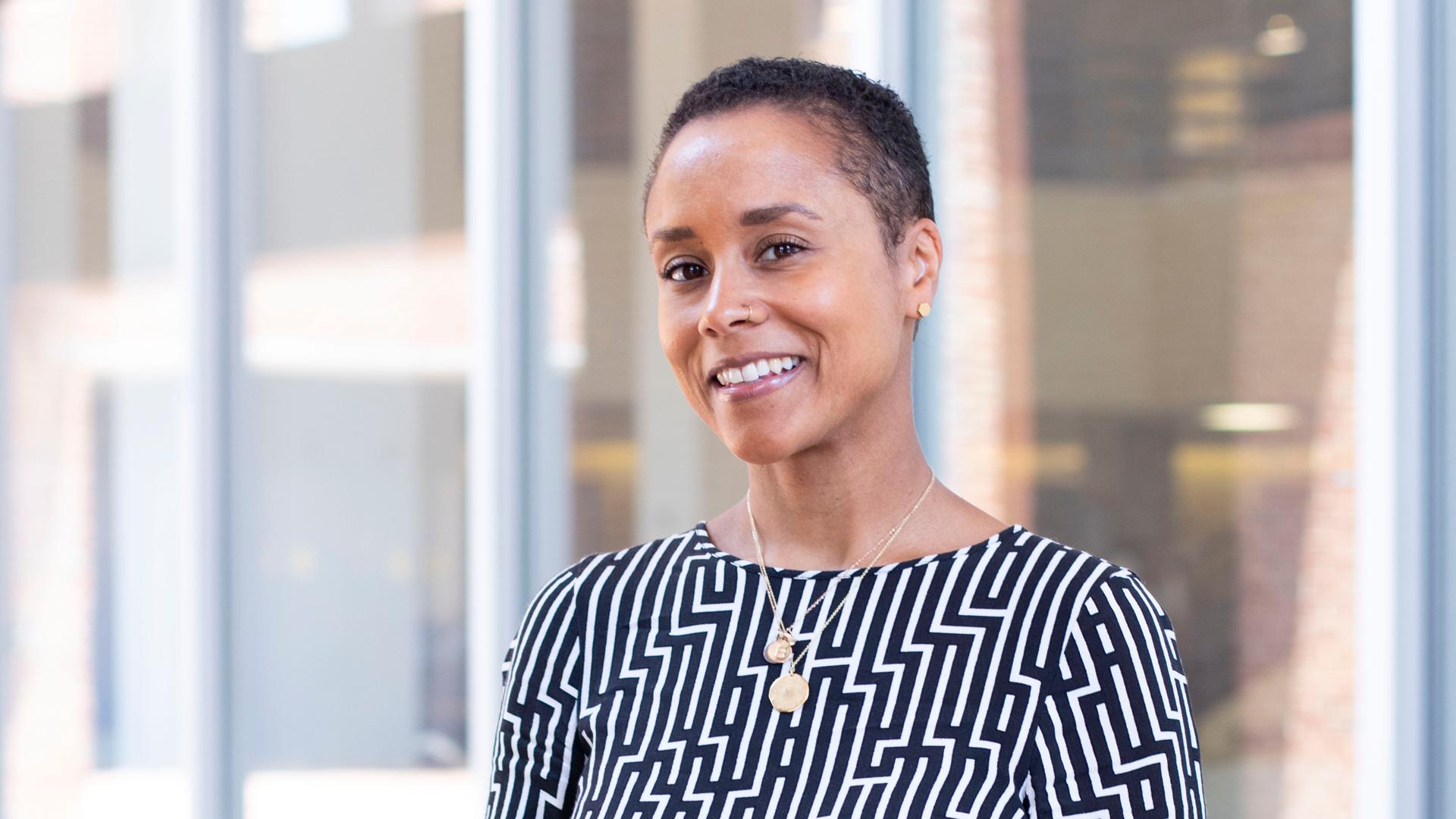 Monica Figueroa is a 2020 UNC Diversity Award Winner