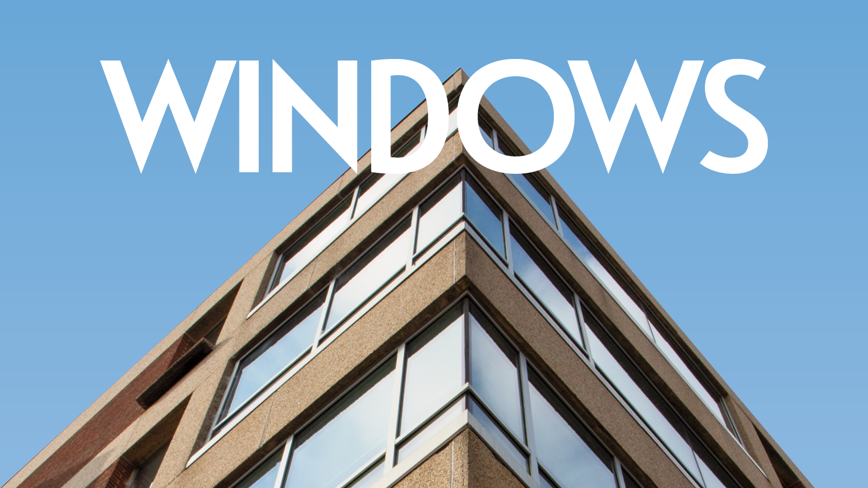Windows Magazine | Spring Summer 2020