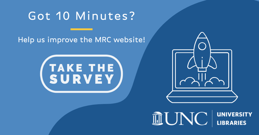 Got 10 minutes? Help us improve the MRC website! Take a survey.