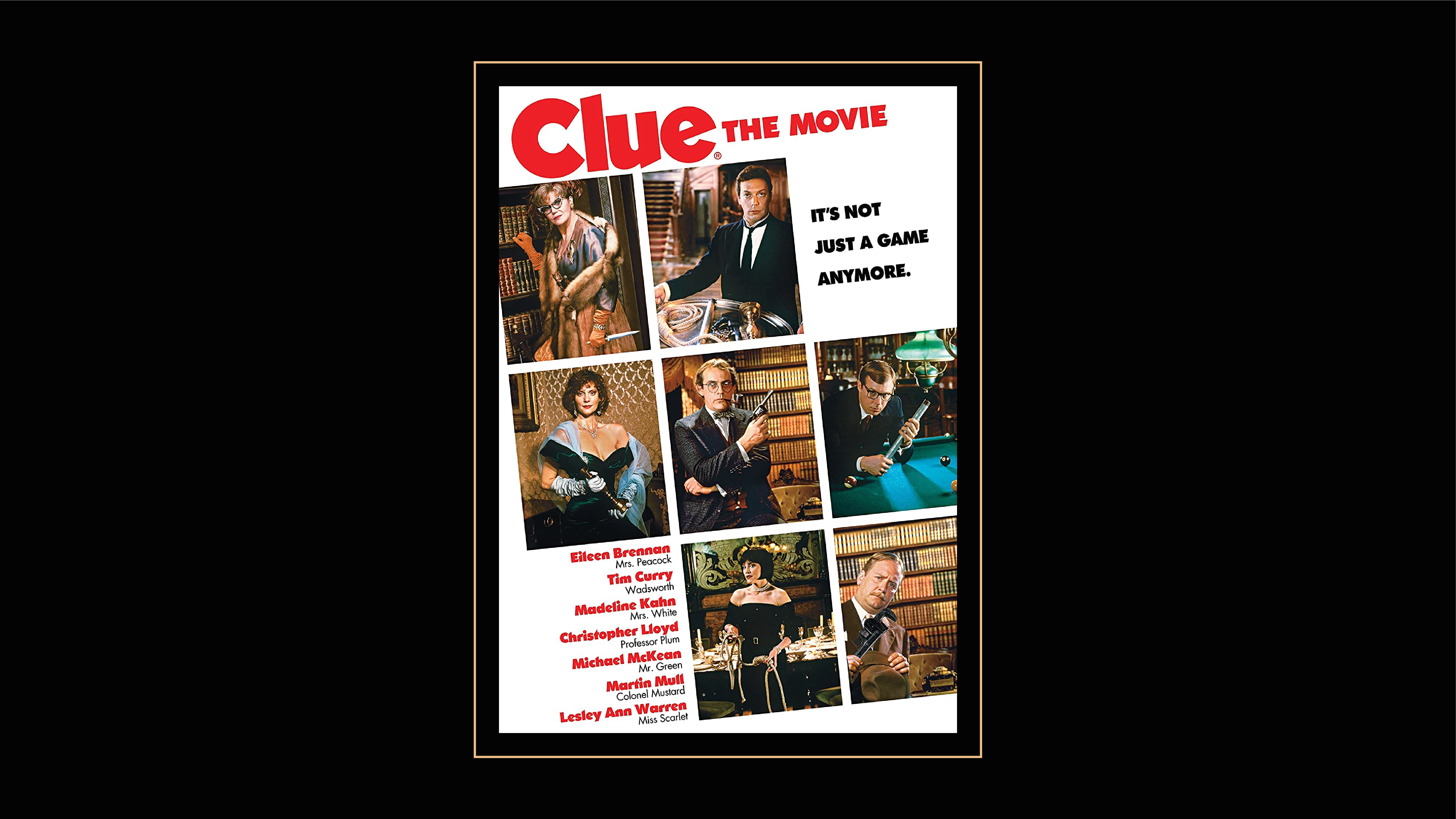 Watch Party: Clue (1985)