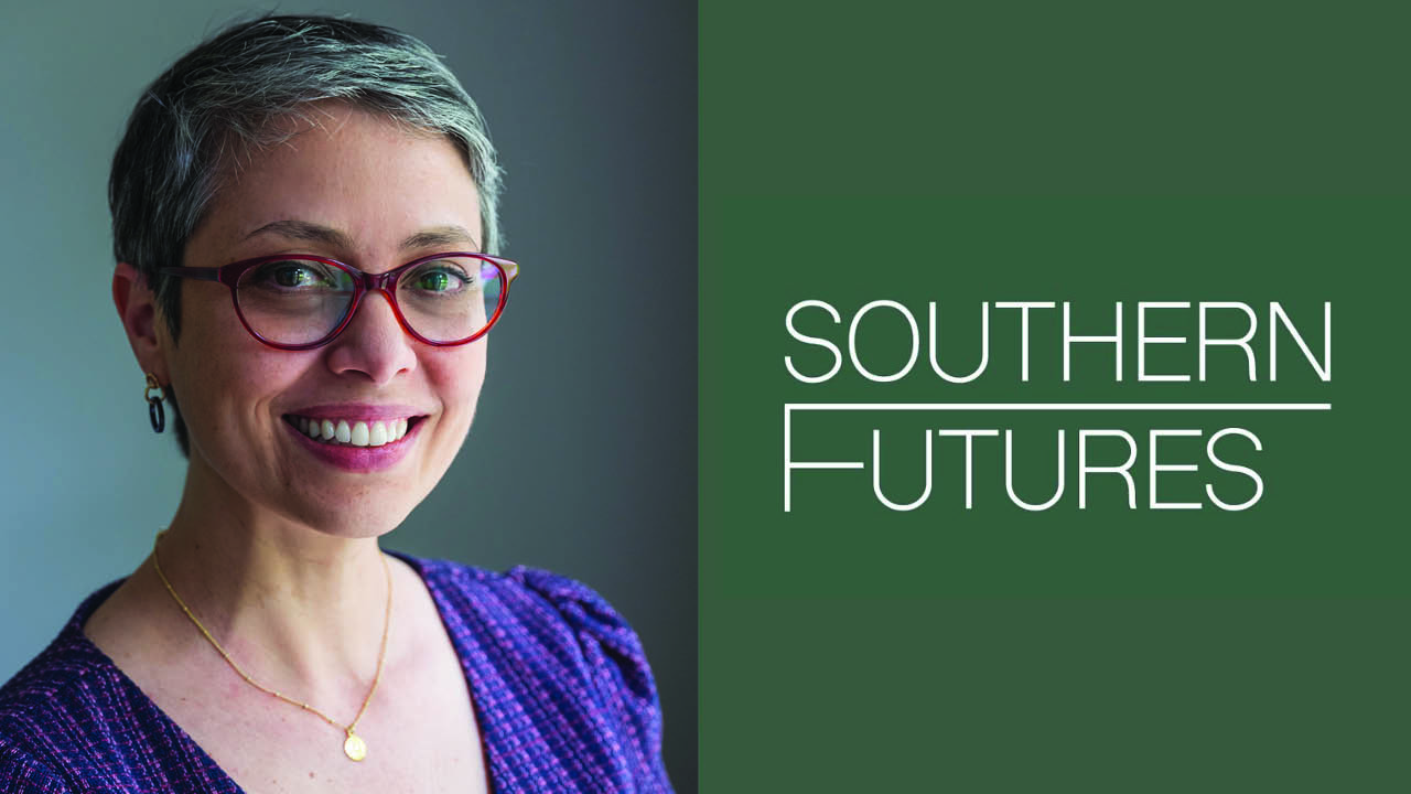 María Estorino on Southern Futures podcast