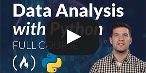 Data Analysis with Python - Full Course for Beginners