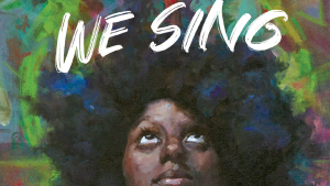 """Detail of the book cover of """"All The Songs We Sing"""""""