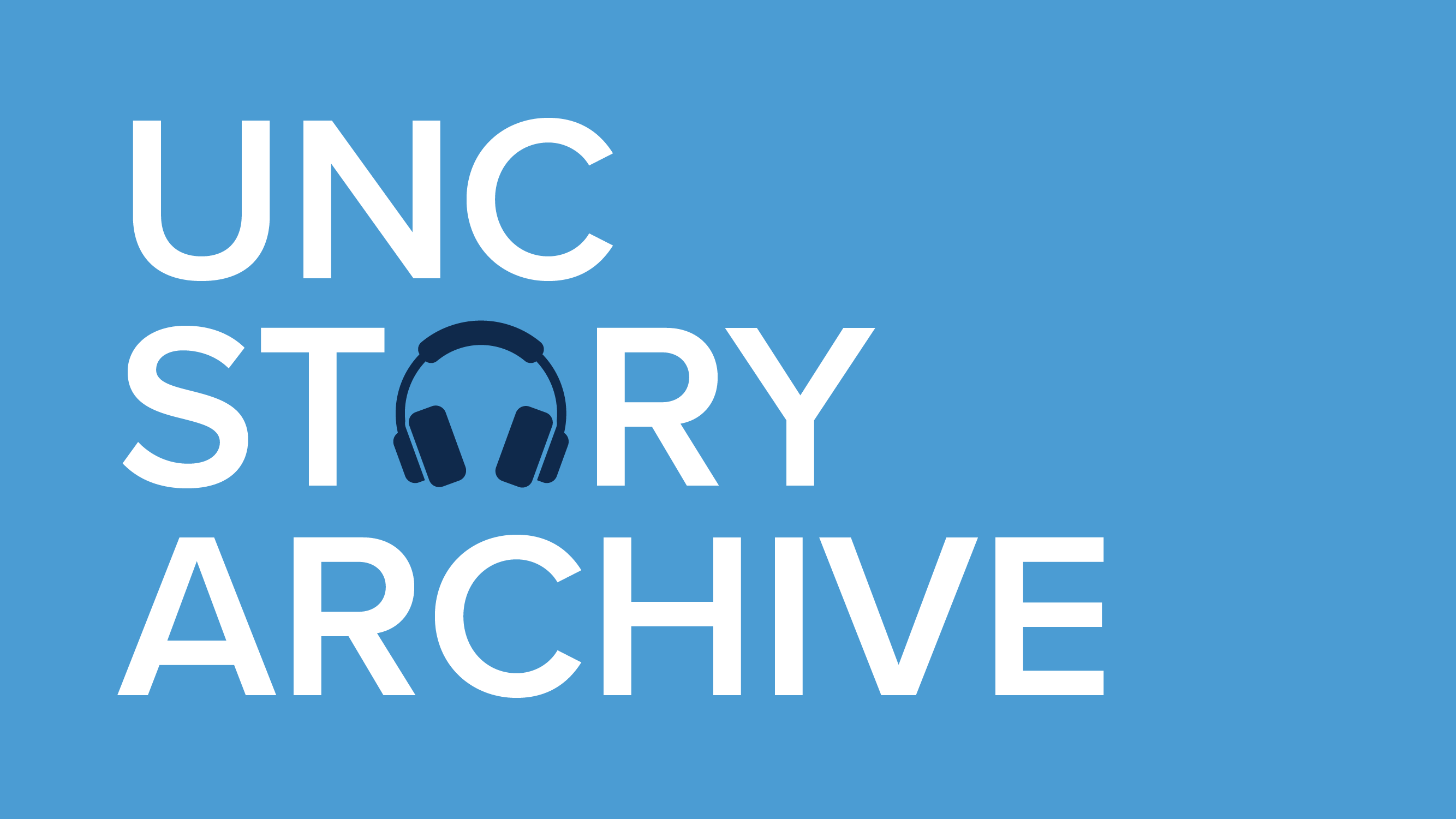 UNC Story Archive helps Tar Heels speak to the future