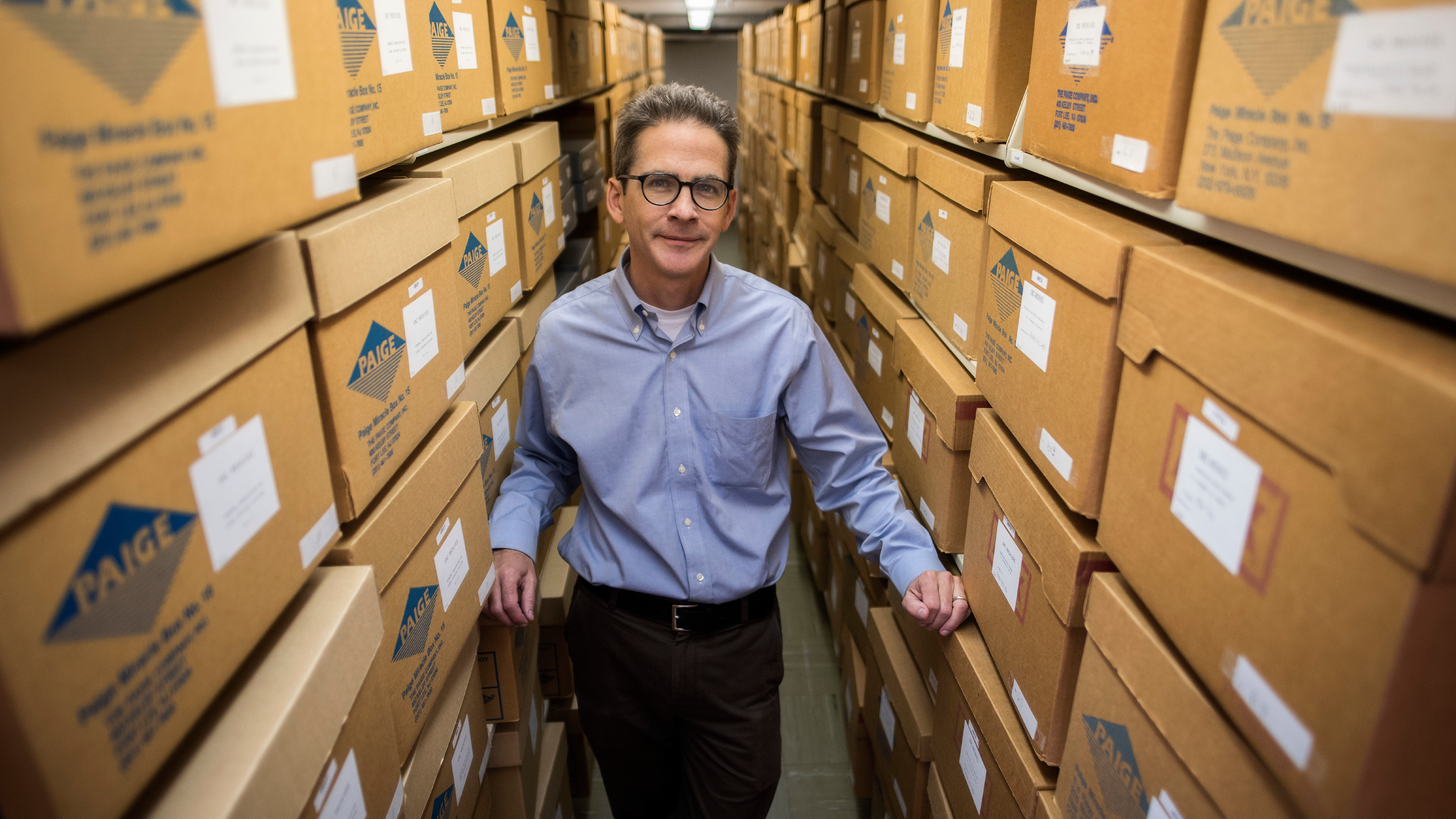 """Watch: University Archivist Nick Graham discusses """"Carolina then and now"""""""