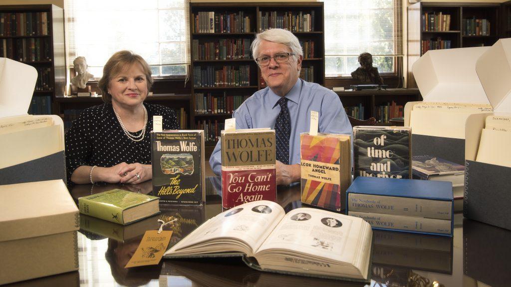 Lindsay Fulenwider and Bob Anthony