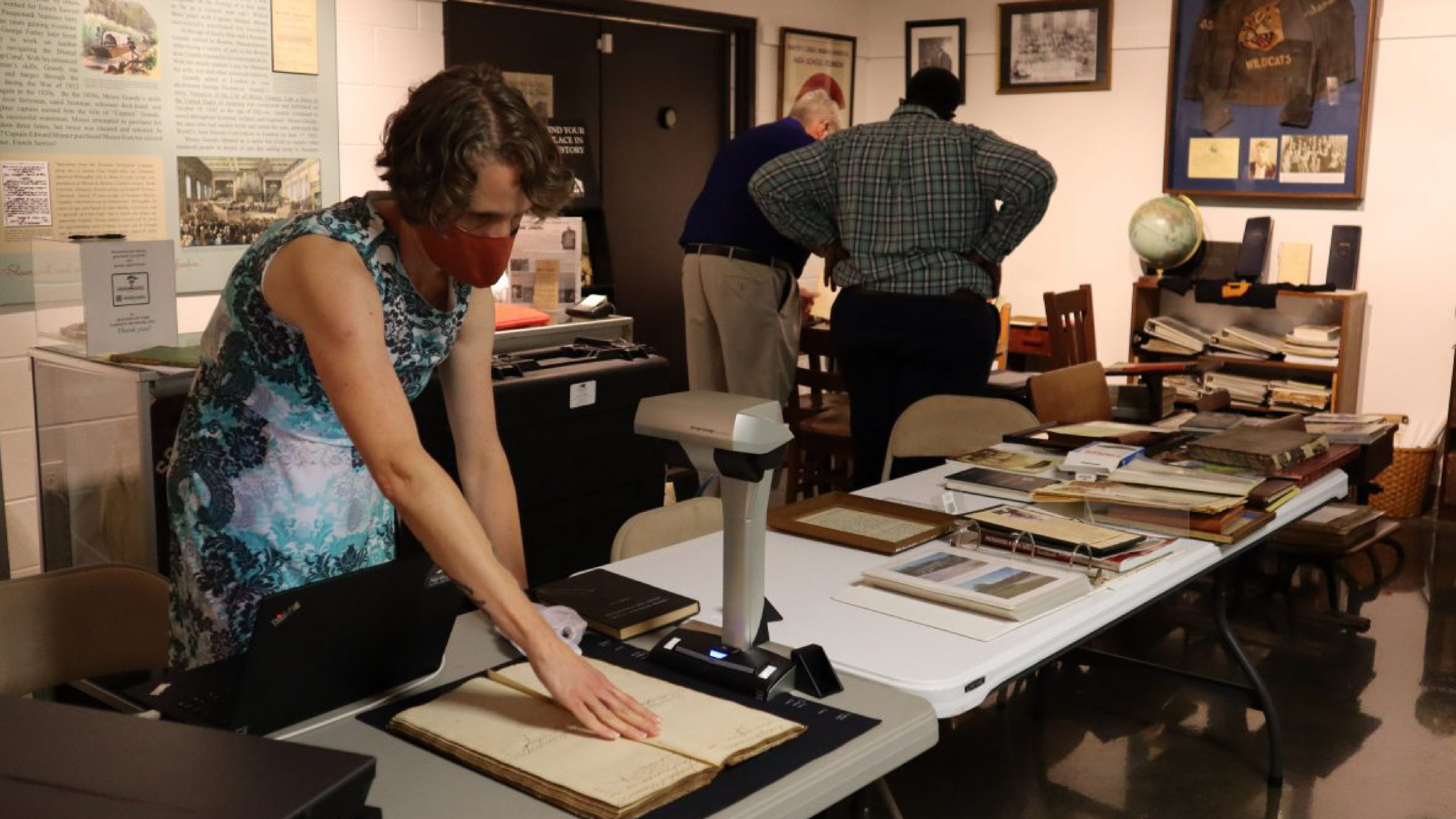 North Carolina Digital Heritage Center captures history from all 100 counties